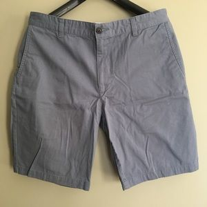 Dockers Men's Gray Summer Shorts Size 34